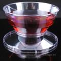 Bowl en plastique Bowl avec couvercle