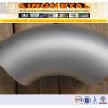 Cotovelo de aço inoxidável sem costura B16.9