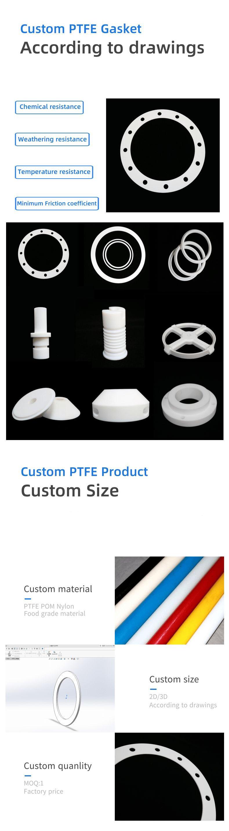 PTFE seal 5