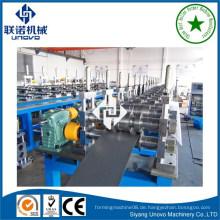 Leichtmetall-Traversen-Walzenformmaschine