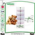 Plush Toys Rotating Spinner Display Rack Stand