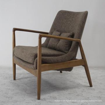 Nodic Design Living Room Furniture Chaises en bois de haute qualité en canapé