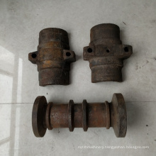 Disc harrow spacer and spool part