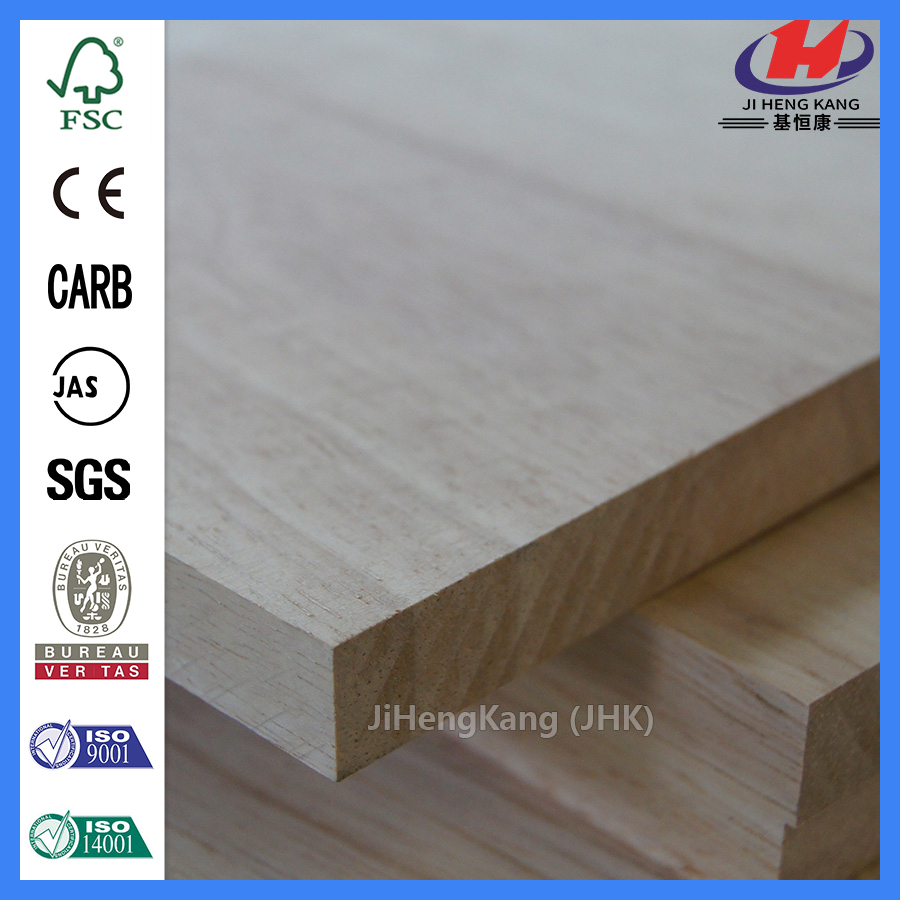 Jhk Furniture Finger Joint Suelo de goma Suelo de madera