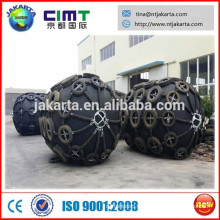 Pára-choque pneumático de borracha marinha para construção naval