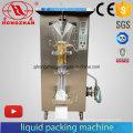 Kunststoff-Beutel gereinigtes Wasser Füllmaschine mit 220V