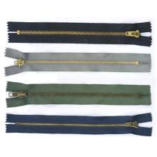 Brass Zipper (DTZ-011)