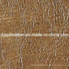Hot-Sellingfashion Upholstery Semi-PU Leather (QDL-FS200)