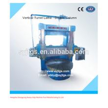 Usado Vertical Turning Lathe preço para venda em estoque oferecido pela grande Vertical Lathe fabricação