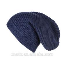 15STC4003 sombreros al por mayor de la gorrita tejida de cachemira