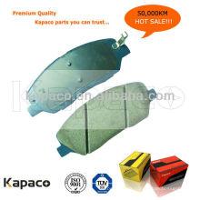Plaquettes de freins arrière Car HYUNDAI SANTAFE KIA SORENTO D1202> 2000