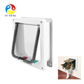 Venda quente de plástico ABS venda Quente Pet Dog cat porta cat flap Venda quente de plástico ABS Venda quente Pet Dog gato porta cat flap