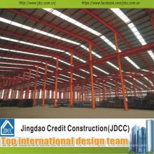 Meilleure construction de grande structure en acier de qualité
