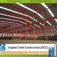 Best Quality Large Steel Structure Building