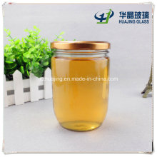 450ml 16oz Round Food Jam Mason Glass Jar Wholesale