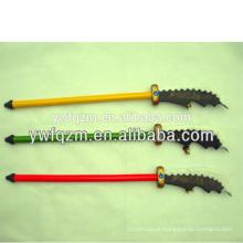 espada de samurai de brinquedo espada de katana de madeira