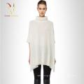 White Pashmina Wool Poncho Capes Dress Shawl Wrap