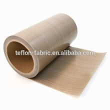 Fabricante La mejor calidad Tejido de PTFE Tejido Teflon Tejidos de vidrio PTFE Tejido de fibra de vidrio