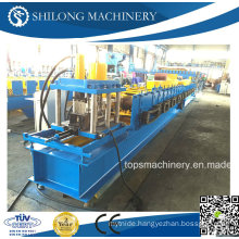 CE Approved Z Purlin Metal Cold Roll Forming Machine