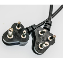 South Africa Power Cord Cord Set 16A SABS Approved 10A 15A