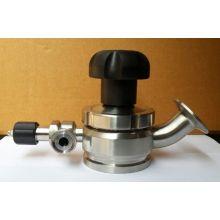 Aseptic Radial Diaphragm Tank Bottom Valve (IFEC-BV100001)