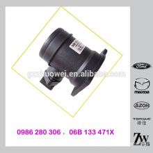 Apply For Audi A4/A6 , VW , Maf Sensor for OEM 06B 133 471, 06B133471X,0280 218 013,0280 218 014 ,0986 280 306