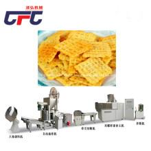 Línea de producción de máquina para inflar harina frita