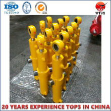 Hydraulic Cylinder Used in Road Construction Machine