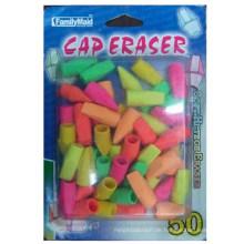 JML Assorted Caps In Eraser & ERASER CAP