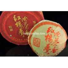 """2008 Xiaguan """"Dreams of the Red Chamber"""" Raw Pu Er Tea , 100g/tuo"""