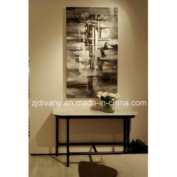 Casa de estilo moderno muebles salon pasillo mesa (SD-29)