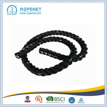 3 Strand Poly-dacron Combination Rope