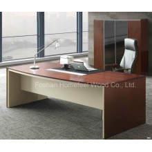 Мебель из высококачественного деревянного шпона для офисной мебели (HF-SI003)