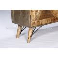 Industrial Vintage Dining Room Furniture Recycled Wood Sideboard
