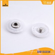 Plastik Metall Snap Button für Kleidungsstück BM10089