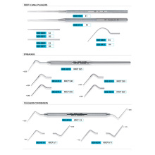 Зубоврачебный пломбировочный канал / Стоматологический продукт / Стоматологические принадлежности (XT-FL019)
