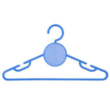 Plastic clothes hanger, made with injection mold and molding, PP or ABS material