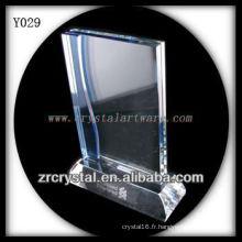 Cristal photo blanc Y029