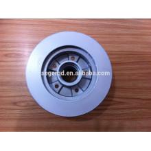 Tambor de freio das peças do automóvel do ferro fundido GG40 / disco de freio / sapatas de freio