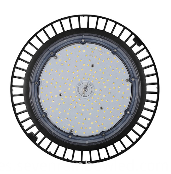 Round UFO Shape High Bay Led Light Fixtures