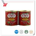 Hochwertige Tomatenpaste in Dosen für die Türkei