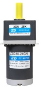 ac and dc gear transmission motor china