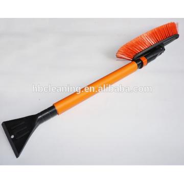 сверхмощная длинняя ручка мягкой щеткой снег Дастер