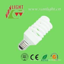 Total espiral lámpara ahorro de energía CFL (VLC-FST2-26W)