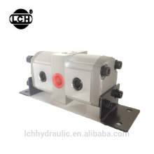 hydraulic directional control flow divider valve