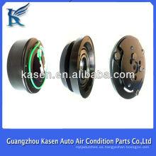 Excavadora de ruedas cluthc magnética de compresor 7H15 sanden