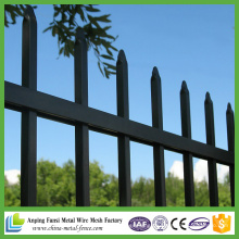 Produtos mais vendidos Força galvanizada Prefabricated Safety Steel Fence