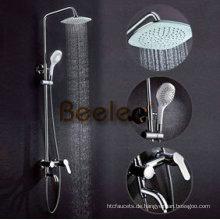 Messing Bad Wasserhahn Dusche Set