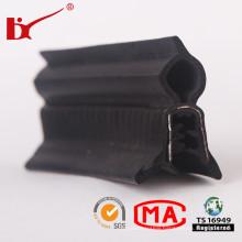 Flexible with Steel Reinfoced Door Rubber Sealing Strip
