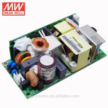 MEANWELL 15 W a 400 W série tamanho pequeno 150 W fonte de alimentação de quadro aberto 24vdc com Função PFC CUL TUV CB CE EPP-150-24